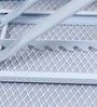 Tiara Carbon Steel Multicolour Jasmine Rectangular Ironing Board