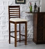 Winona Chair in Provincial Teak Finish by Woodsworth