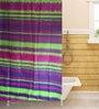 TJAR  Shower Curtain in Stripes