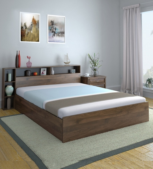 Fabulous Torrie King Size Bed With Headboard Box Storage By Home Home Interior And Landscaping Mentranervesignezvosmurscom