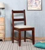 Trafford Dining Chair in Warm Rich Finish