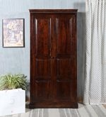 Trafford Wardrobe in Warm Rich Finish