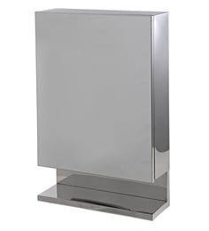 Trendy Newlook Stainless Steel Bathroom Cabinet