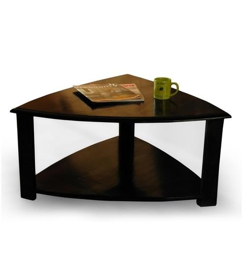 Triangular Coffee Table - Triangular Coffee Table By Mudramark Online - Contemporary
