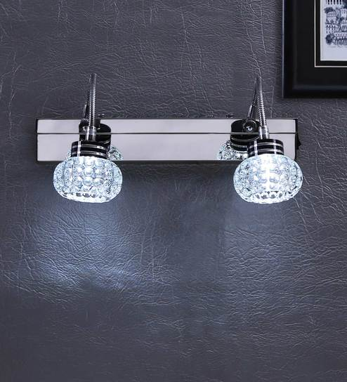 Transpa Metal Bathroom Light By Aesthetic Home Solutions