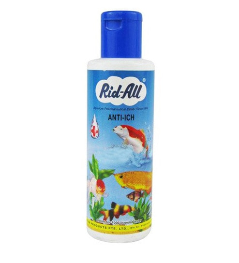 Rid Water Aquarium Fish Rid All Anti Ich 200 Ml Medicine By Rid All