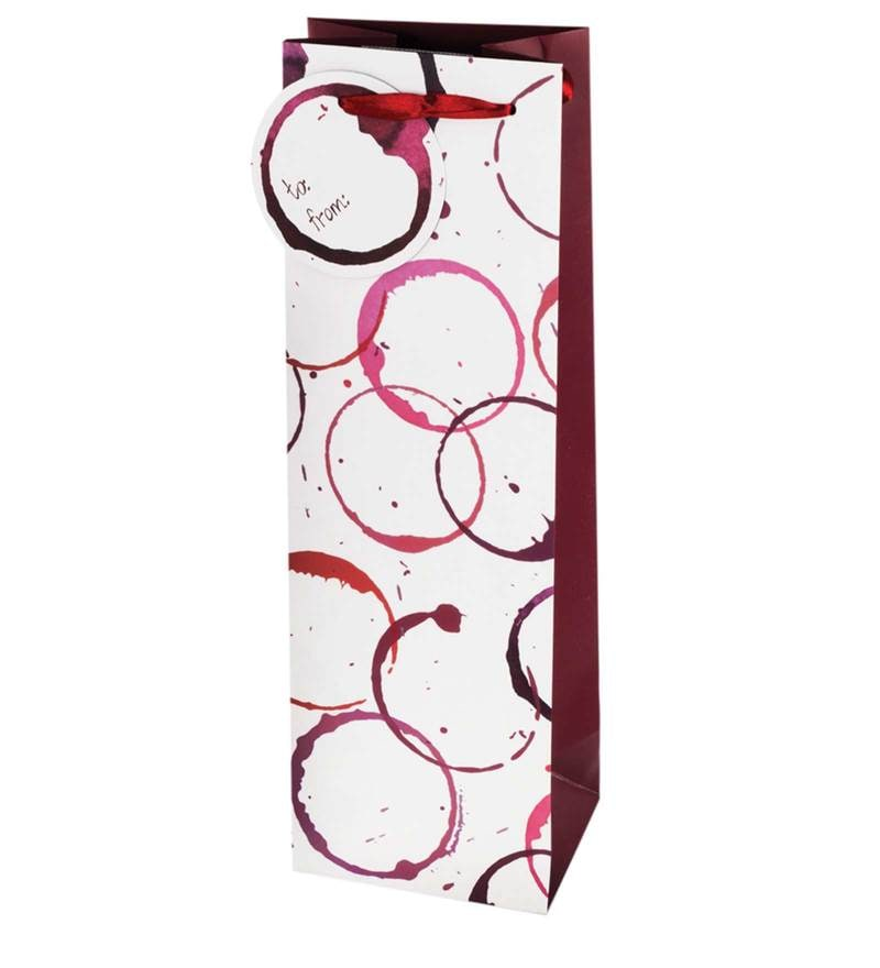 TRUE Wine Stains Gift Bag - Set of 2
