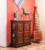 Kalasa Hand Painted Cabinet by Mudramark