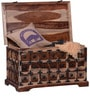 Araneya Trunk in Natural Finish by Mudramark