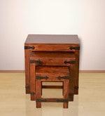 Tudor Solidwood Set of Tables
