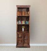 Tuskar Book Shelve in Brown Colour