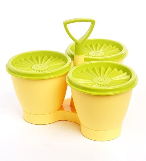Tupperware Condimate Set Green By Tupperware Online