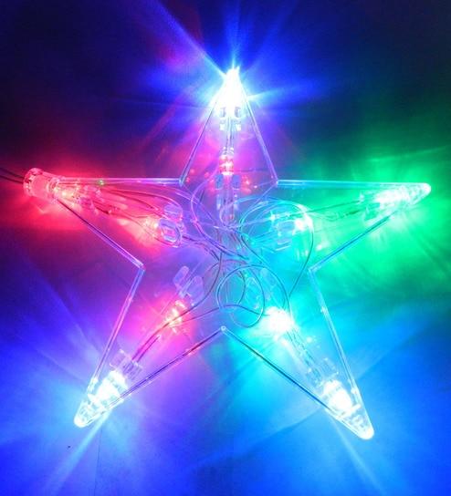 Multicolour Plastic Decorative Light By Tu Casa