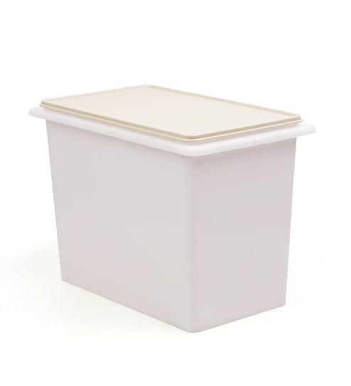 Buy Tupperware Beige RiceAtta Storage Container 10 Kg Online