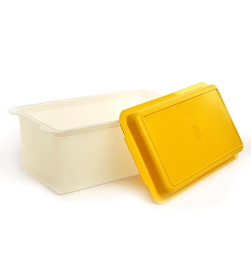 Tupperware Yellow 2200 ML Bread Box - Set of 2  sc 1 st  Pepperfry & Buy Tupperware Yellow 2200 ML Bread Box - Set of 2 Online ... Aboutintivar.Com
