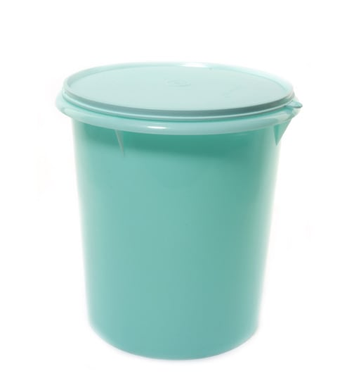 Buy Tupperware Giant Blue 8750 ML Canister Online - Jars & Canisters - Jars & Canisters - Dining & Bar - Pepperfry Product