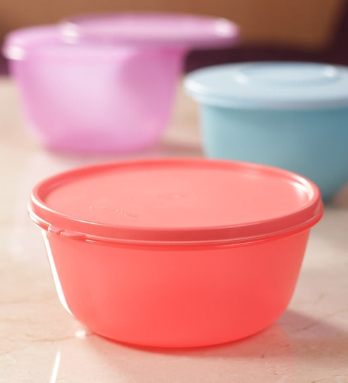 Tupperware SS Modular Serving Bowl 1500 ml with lid - 1 piece