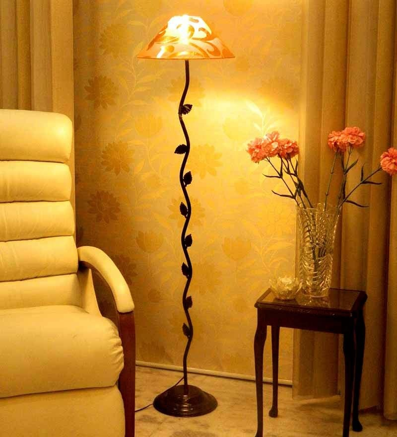 Multicolour Floor Lamp by Tu Casa