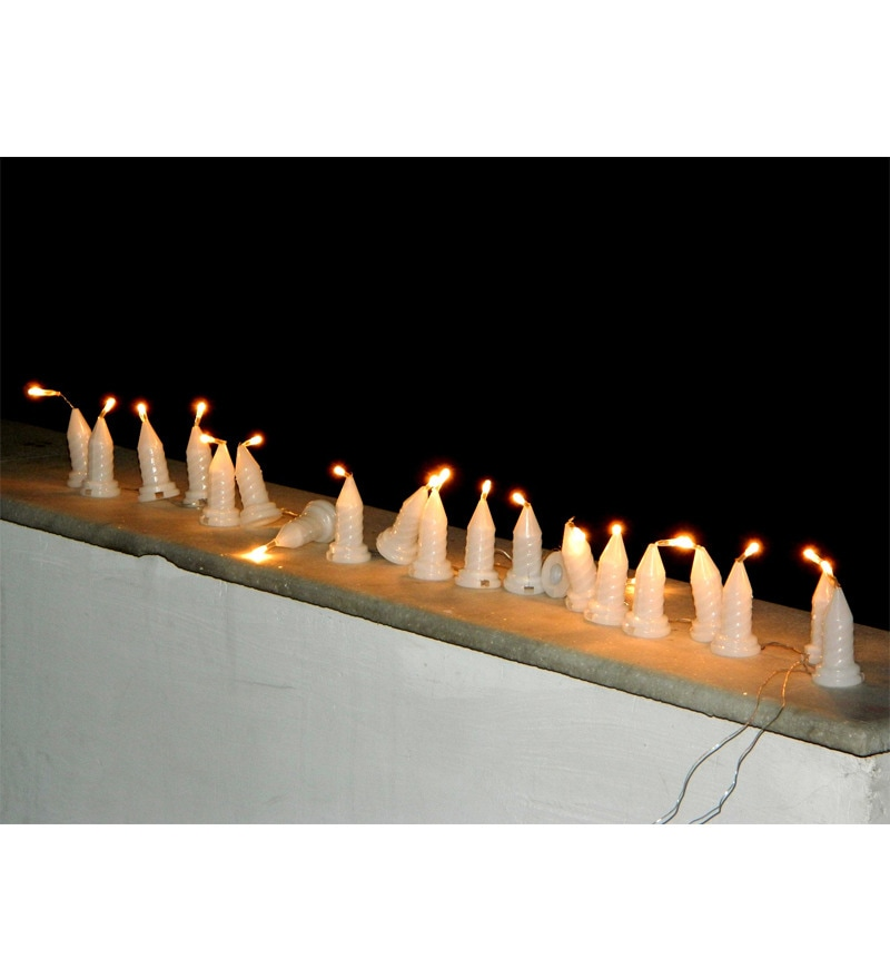 Electric Candle Lights by Tu Casa