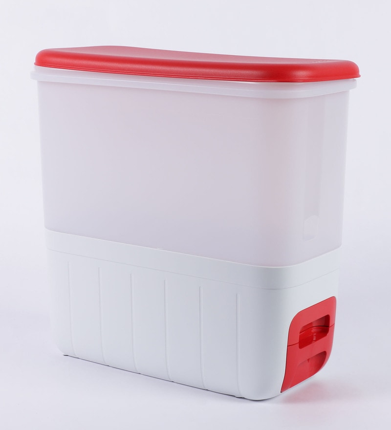 Tupperware Rice Smart 10 kg storage container with lid