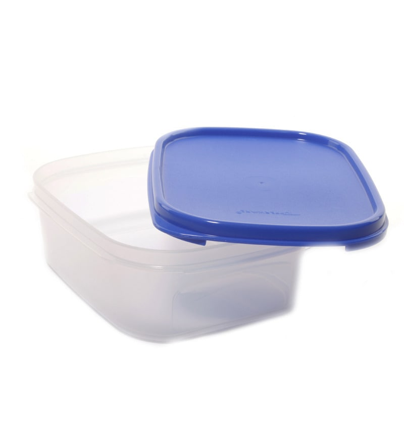 Buy Tupperware Mini Rectangular White Container