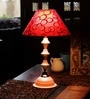 Redcircle/gold Table Lamp by The Light House