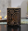 Tu Casa Cutwork Candle Holder - 6 x 5 inches