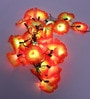 Tu Casa Multicolour Plastic Flower String Light