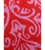 Red 100% Cotton 28 x 58 Bath Towel by Turkish Bath