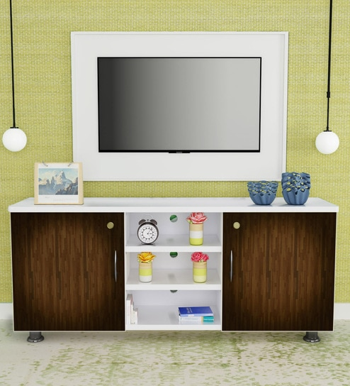 brand new b240a 238bc TV Unit in Brown Wenge Design by BigSmile Furniture