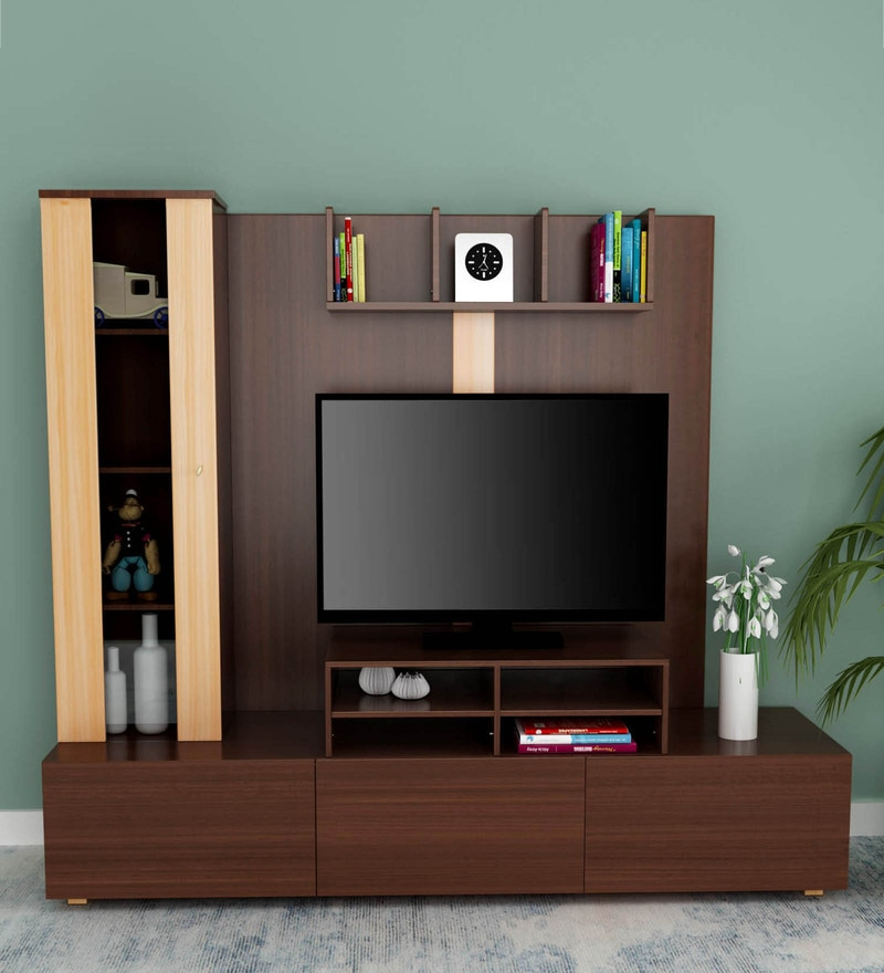Buy Tv Unit By Hometown Online Modern Tv Units Tv Units Furniture Pepperfry Product