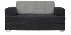 Two Seater Sofa in Slate Grey Colour