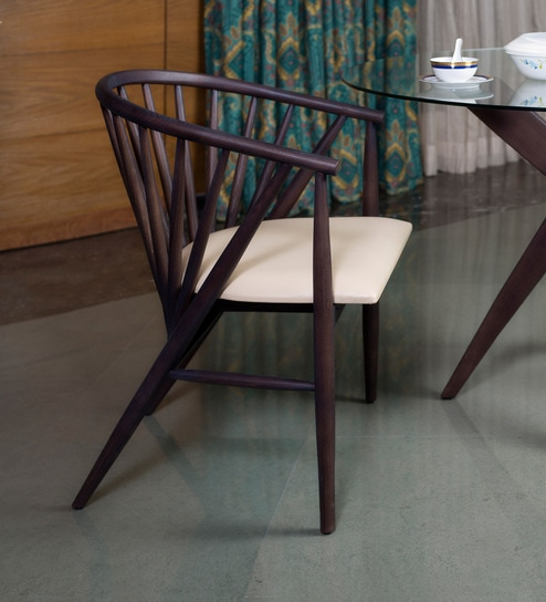 Outstanding Uchiwa Dining Chair In Wenge Colour By F9 Furnichair Forskolin Free Trial Chair Design Images Forskolin Free Trialorg