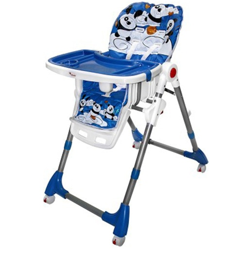 Ultima Baby High Chair in Blue Colour by Infanto