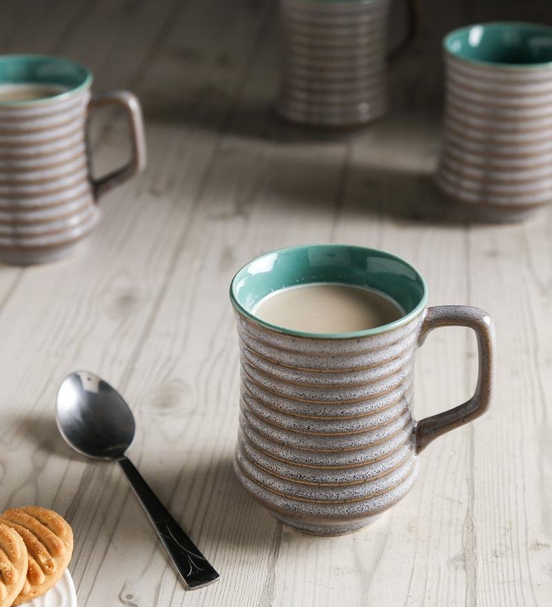 6f7a77b3214 Buy Ceramic 150 ML Mug- Set of 6 Online - Ceramic Mugs - Mugs ...