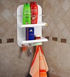 White Abs Plastic Bathroom Cabinet