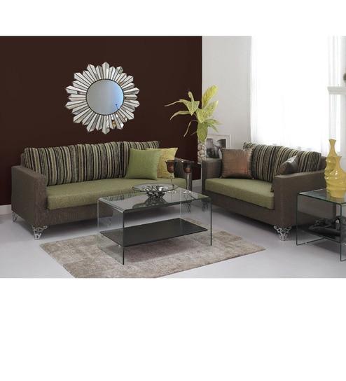 Urban Living Beirut Select Sofa Set 1 Three Seater Two