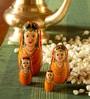 Uru Products Rani Matryoshka Lacquerware Doll Showpiece
