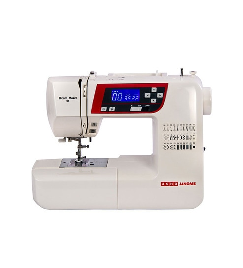Usha Dream Maker 40 Automatic Sewing Machine By Usha Online Sewing Interesting Usha Janome Sewing Machine Price List