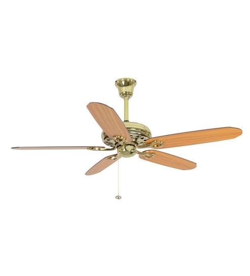 Buy usha hunter savoy bright brass ceiling fan with five blades usha hunter savoy bright brass ceiling fan with five blades aloadofball Image collections