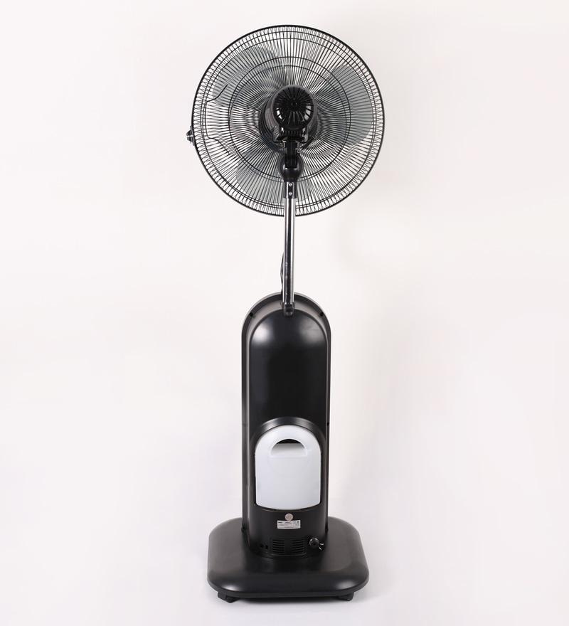 Buy Usha Aerolux Niebla Grey Designer Fan Online Pedestal Fans Pedestal Fans Hardware