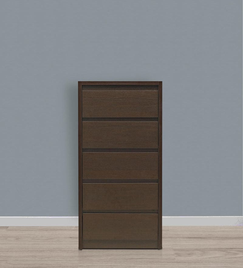 Vagus Chest of Five Drawers by @Home