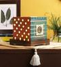 Green Wood Desk Lamp by VarEesha