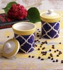 VarEesha Hand Made Cylindrical 150 ML Multipurpose Jar - Set of 2