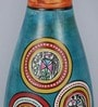 VarEesha Multicolour Terracotta Hand Painted Warli Vase