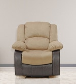 Venus One Seater Recliner in Brown Colour