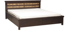 Venice King Bed With Storage