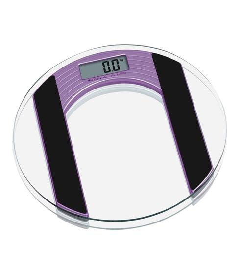 b669c67a18 Buy Venus Black   Purple Electronic   Digital Glass Bathroom Scale ...