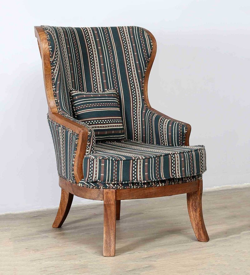 Verona Wing Chair by Bohemiana