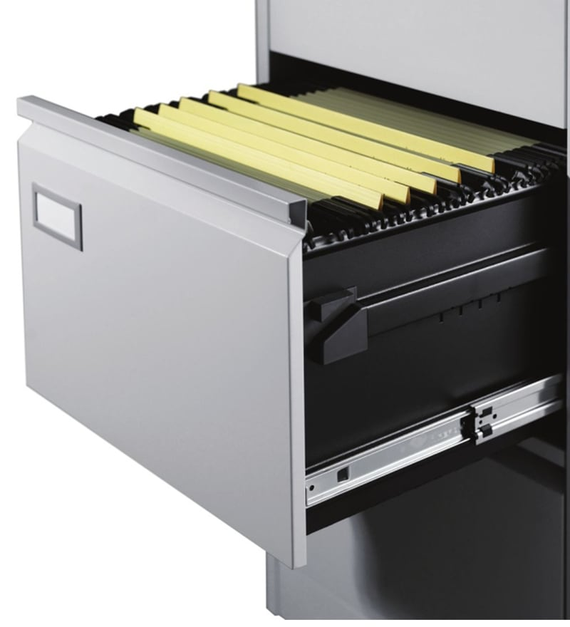 Buy Vertical Filing Cabinet With Filing Pockets By Fonzel